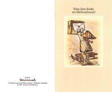 """Original Hummel Grußkarte mit Umschlag Ars sacra Verlag """"1217"""" unbeschrieben1980"""