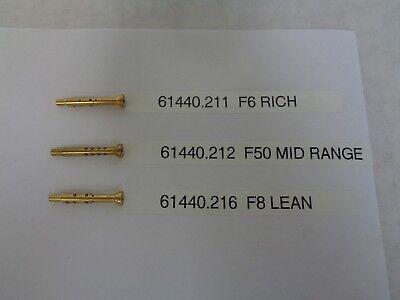 Weber Vergaser Mischrohr F2 IDA,IDTP,ADHA,DCN,DIR etc Emulsion Tube 1-6 Stück