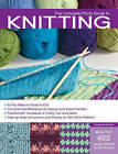 The Complete Photo Guide to Knitting: Basics, Stitch Patterns, Projects for All Methods of Knitting by Margaret Hubert (Paperback, 2010)