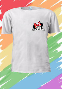 Disney-Mickey-Minnie-Mouse-Family-Cute-Men-Women-Unisex-T-shirt-V209