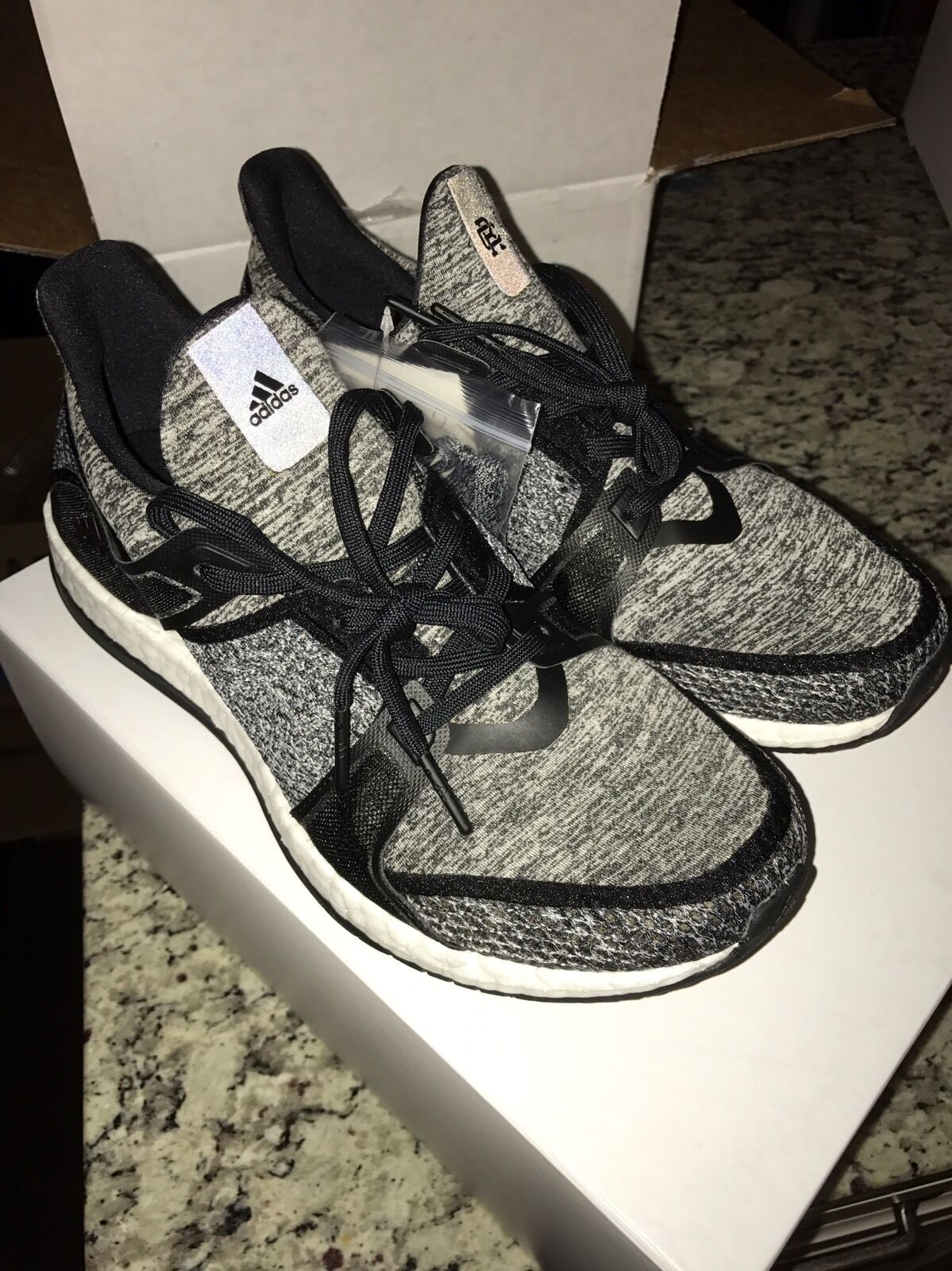Adidas x Reigning Champ Pure Boost Comfortable The latest discount shoes for men and women