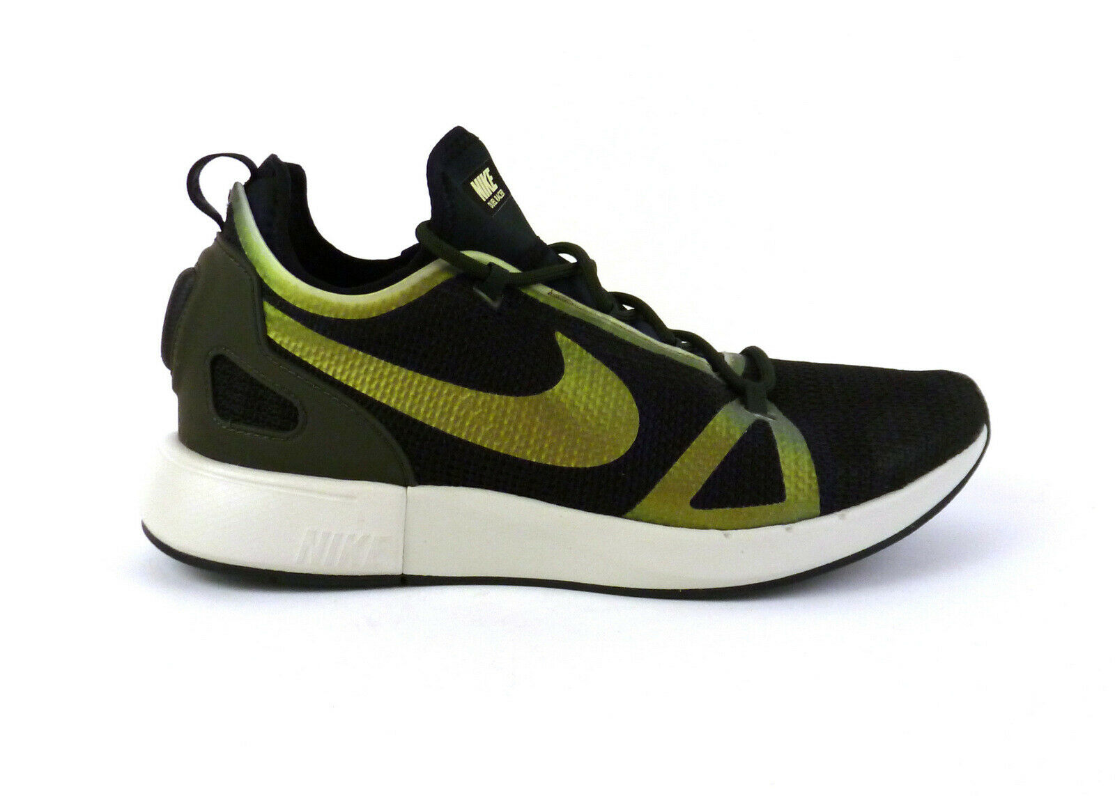 Nike men's Duel Racer casual shoes sneakers size 10.5 10.5 10.5 Black Sequoia 918228 012 fd3ee0