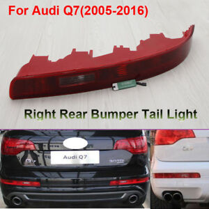 REAR-LOWER-BUMPER-TAIL-LIGHT-LAMP-Drivers-SIDE-RIGHT-SIDE-For-AUDI-Q7-12-13-14