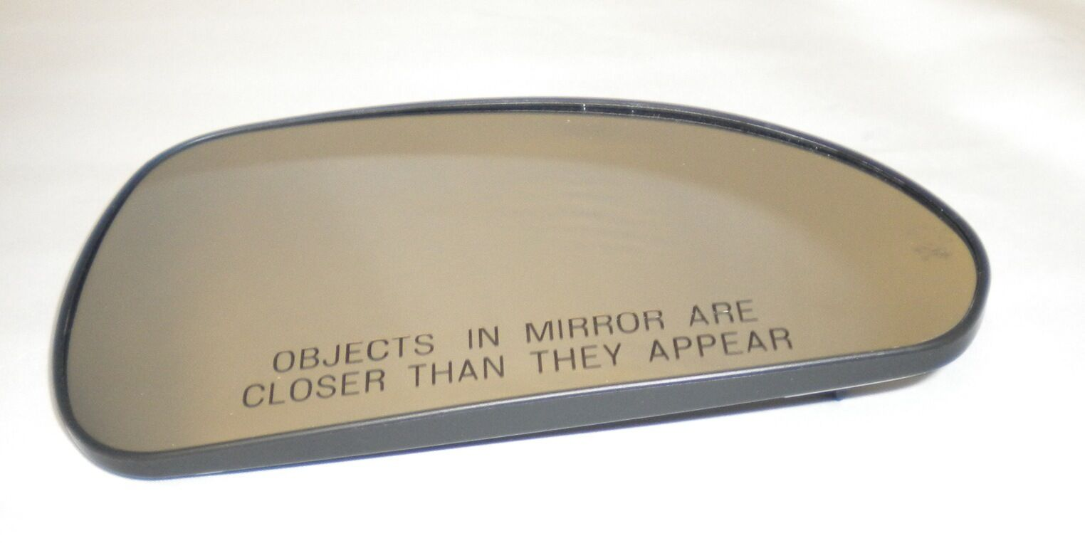 HEATED Door Mirror Glass /& Holder Right Hand Eclipse NO ADHESIVE REQUIRED !