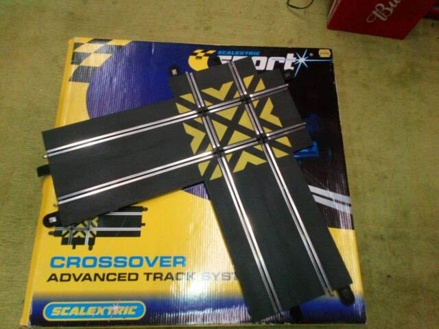SCALEXTRIC SPORT TRACK C8210 90° ANGLE CROSSOVER DIGITAL or ANALOGUE CROSS Over