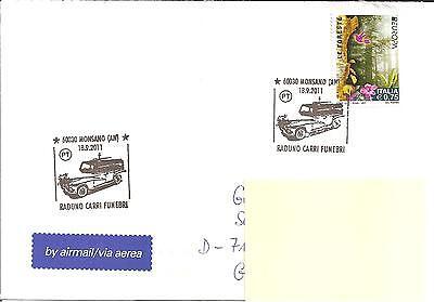 Preiswert Kaufen Leichenwagen, Raduno Carri Funebri 18.9.2011 In Monsano (an) Italia