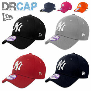 KIDS NEW ERA 9FORTY NEW YORK NY YANKEES ADJUSTABLE BASEBALL CAPS ... 181d52068674