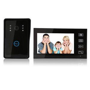 Image is loading 7-034-2-4G-Wireless-Video-Door-Phone-