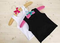 Black & White T-shirt jersey fabric 180cm width stretch jersey (fJ321-2