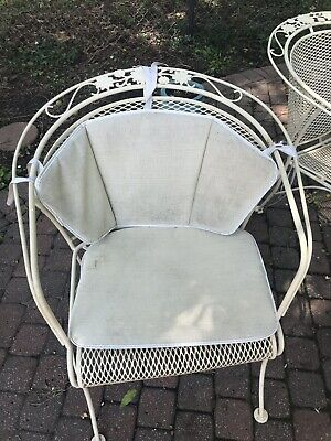 Chair Cushions For Wrought Iron Patio