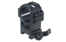 UTG 30mm/2PCs High Profile LE Grade Picatinny QD Scope Rings 25mm Wide RQ2W3226