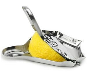 Citron-Presse-fruits-en-acier-inoxydable-restaurant-2pcs-10pcs-Pack-Citron-tranche-Press