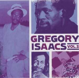 Gregory-Isaacs-Reggae-Legends-2-Neuf-CD