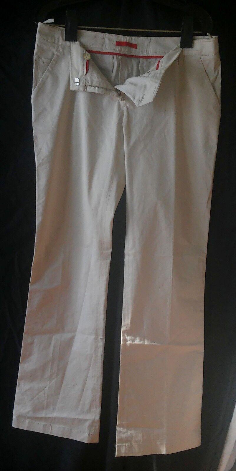 Prada cotton blend Pants Size 42 L - Waist 16 +16