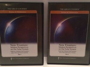 New-Frontiers-Modern-Perspectives-on-Our-Solar-System-4-DVD-Set-SCIENCE
