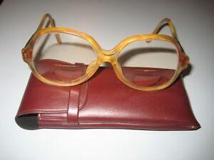 38d2431f7dd Mens Vintage Transparent Titmus Z87 5 3 4