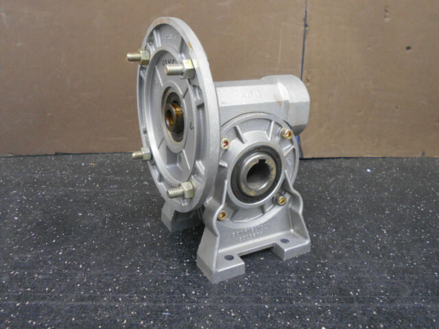 Lexar Industrial RV050 Worm Gear 100:1 Coupled Input Speed Reducer