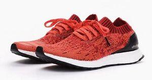 fe229b2e8a0cb 2016 Adidas Ultra Boost Uncaged Scarlet Solar Red BB3899 Men SZ  8 ...