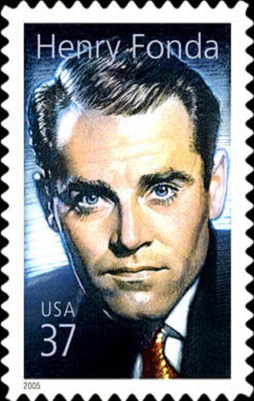 2005 37c Henry Fonda, Legends of Hollywood Scott 3911 M