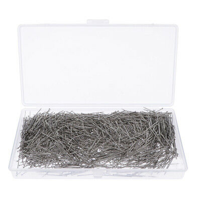 wire~21GA Sterling Silver Plated Brass for Jewelry Beading Craft Making CF65-26 200pcs Top Quality 26mm Flat Head Pins