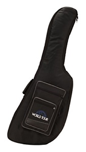 World Tour Deluxe 20mm Guitar Gig Bag for Gibson and Epiphone Explorer Guitars