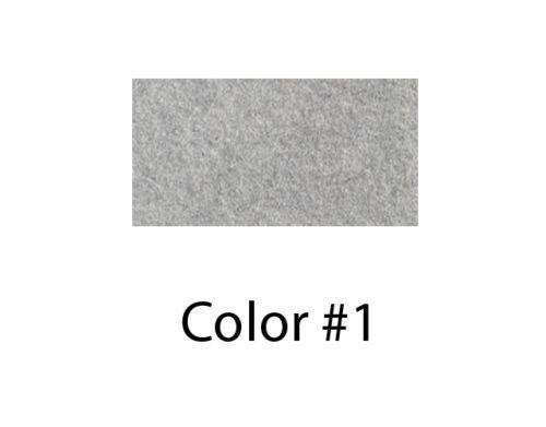Black Carpet Dash Cover Compatible w// 2019 Toyota Rav4 TO135-5