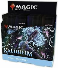 Kaldheim Collector Booster Box English Sealed Magic the Gathering Pre-Order