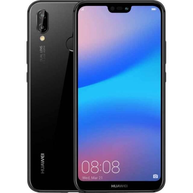 HUAWEI P20 Lite, Smartphone, 64 GB, 5.84 Zoll, Midnight Black, Dual SIM