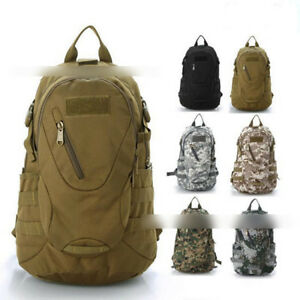 6917-20L-Outdoor-Military-Tactical-Backpack-Rucksack-Camping-Hiking-Travel-Bag