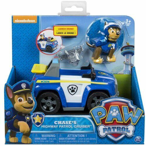 Fahrzeuge Autos Chase Rubble Skye Marshall Rocky Paw Patrol Figuren **AUSWAHL