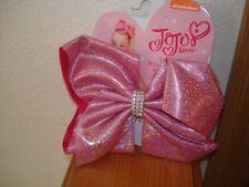 d3fc80594 Jojo Siwa Girls Baseball Cap Hat Glitter Pink Bow for sale online | eBay