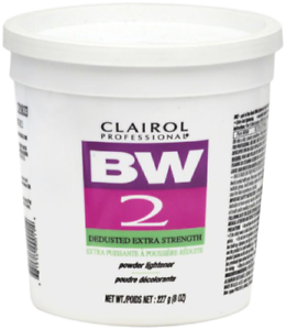 Clairol Professional Bw2 Tub Powder Lightener Extra Strength Hair Bleach 8 Oz Ebay