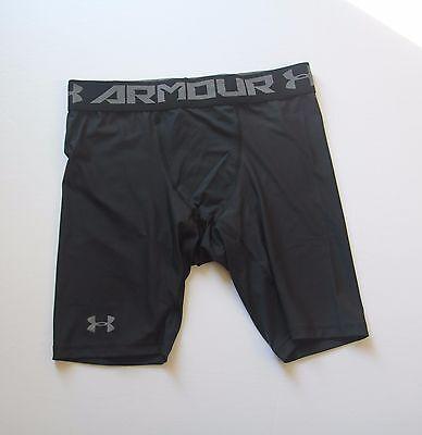 Under Armour Women/'s Heat Gear Shorty XS S M L XL    Black 1309618  Shorts