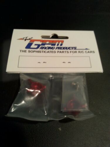 ***XMODS GPM ALUMINUM FRONT KNUCKLES FOR GEN 1 XM021 RED NEW ***