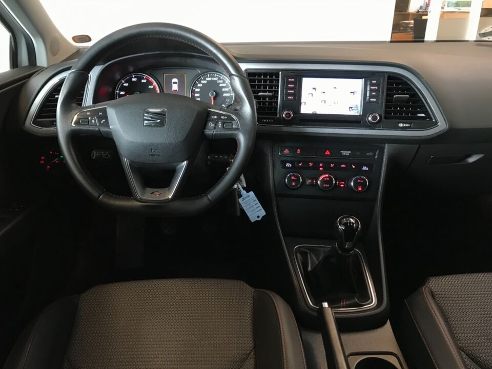 Seat Leon 1,8 TSi 180 FR Van Benzin modelår 2014 km 154000 ABS