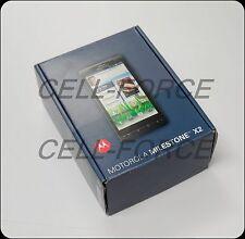 Brand New Motorola Milestone X2 MB867 Black Alltel CDMA Smartphone Wifi Android