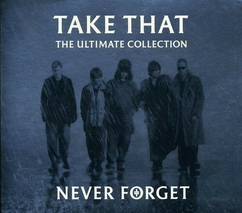 1 of 1 - Take That - Never Forget: The Ultimate Collection [New CD] UK - Import