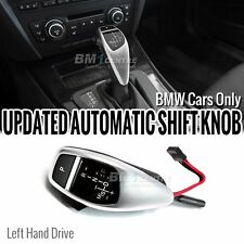 PRO SPORT LED AT SHIFT GEAR KNOB POSITION REVERSE FOR BMW E87 E90 E92 E93 X1 LHD