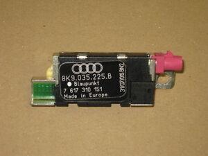 AUDI-A4-8-K-B8-Avant-AMPLIFICATORE-ANTENNA-8k9035225b