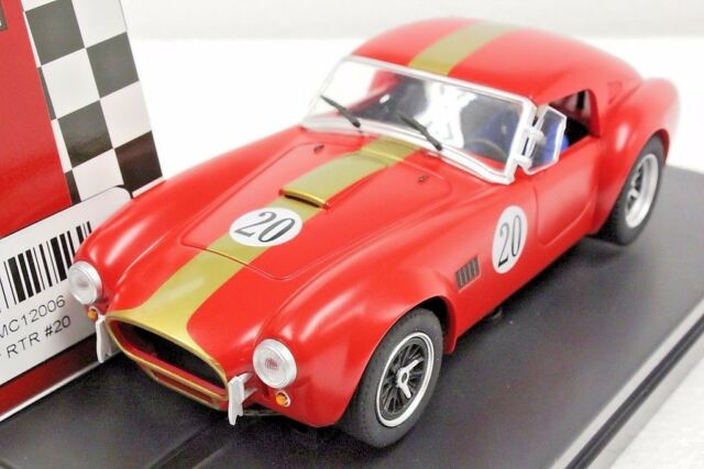 Mrrc Mc12006 Ac Cobra Coupe 1 32 Slot Car To Us And Canada For Sale