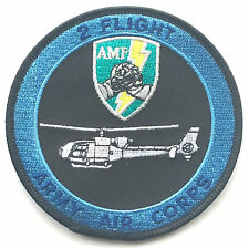 2 Flight Army Air Corps Air Mobility British Embroidered Official Patch