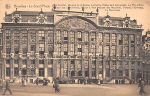 R314905 Nels. Bruxelles. La Grand Place. Cote Sud Est. Maisons de la Bourse. La