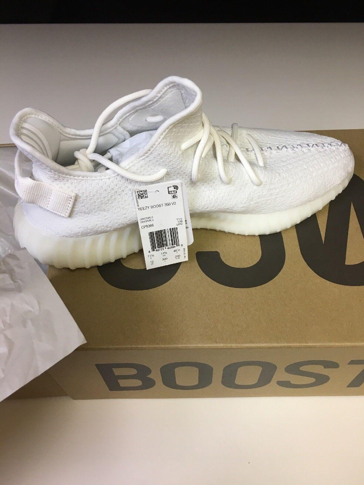 adidas Yeezy Boost 350 V2 hármas fehér.Méret 12