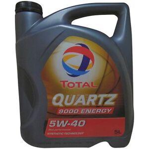 5 liter total quartz energy 9000 5w 40 1x5l mb freigabe. Black Bedroom Furniture Sets. Home Design Ideas