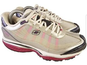 SKECHERS SHOES SNEAKERS SHAPE UPS SRR KINETIC WEDGE TECH