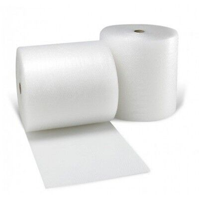 UK MANUFACTURED 1 ROLL LARGE BUBBLE WRAP 300 mm X 50 m FREE 24H DELIVERY