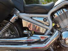 RICK'S TANK COVER 2002-2006 H-D VROD V-ROD POLISHED STAINLESS STEEL