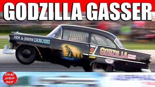 Godzilla Gasser