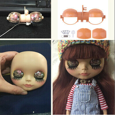 Doll Eyelid Eye Frame Mechanism for Blythe Doll Custom Use DIY