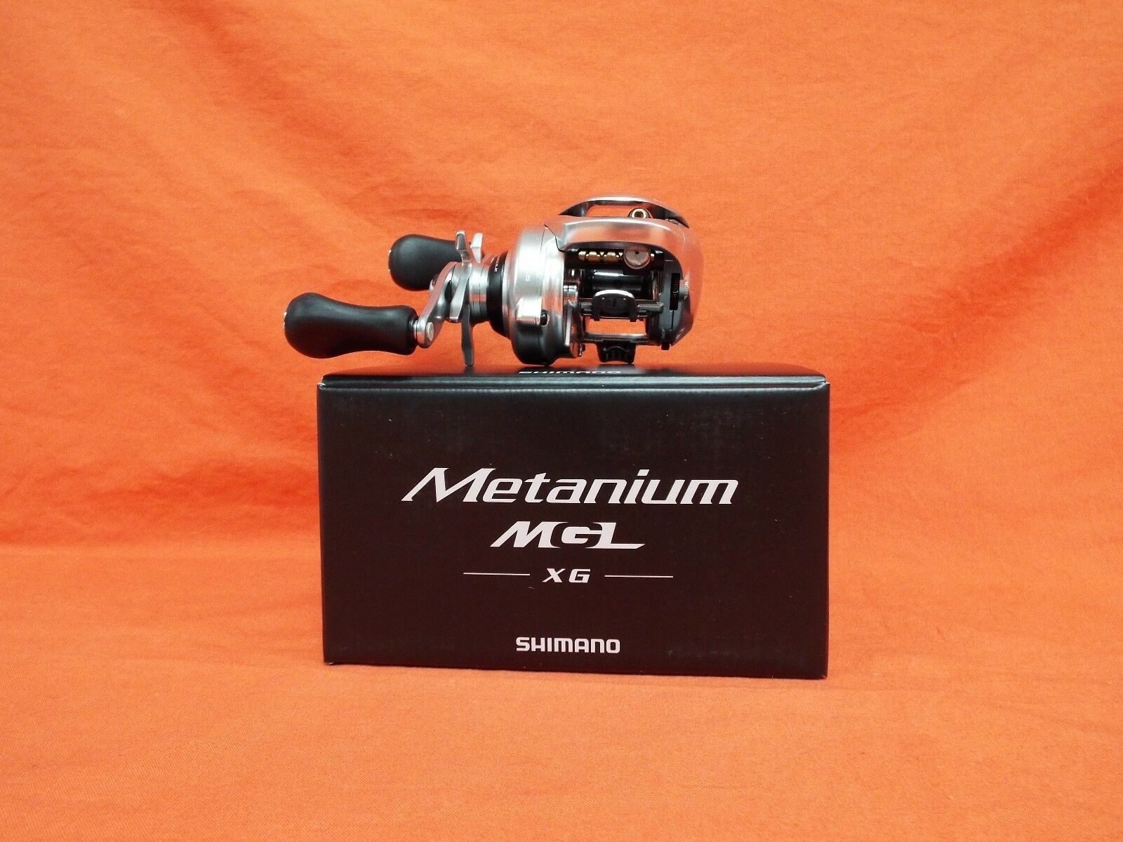 SHIMANO Metanium MGL XG Low Profile Baitcast Reel 8.5 1 Ratio